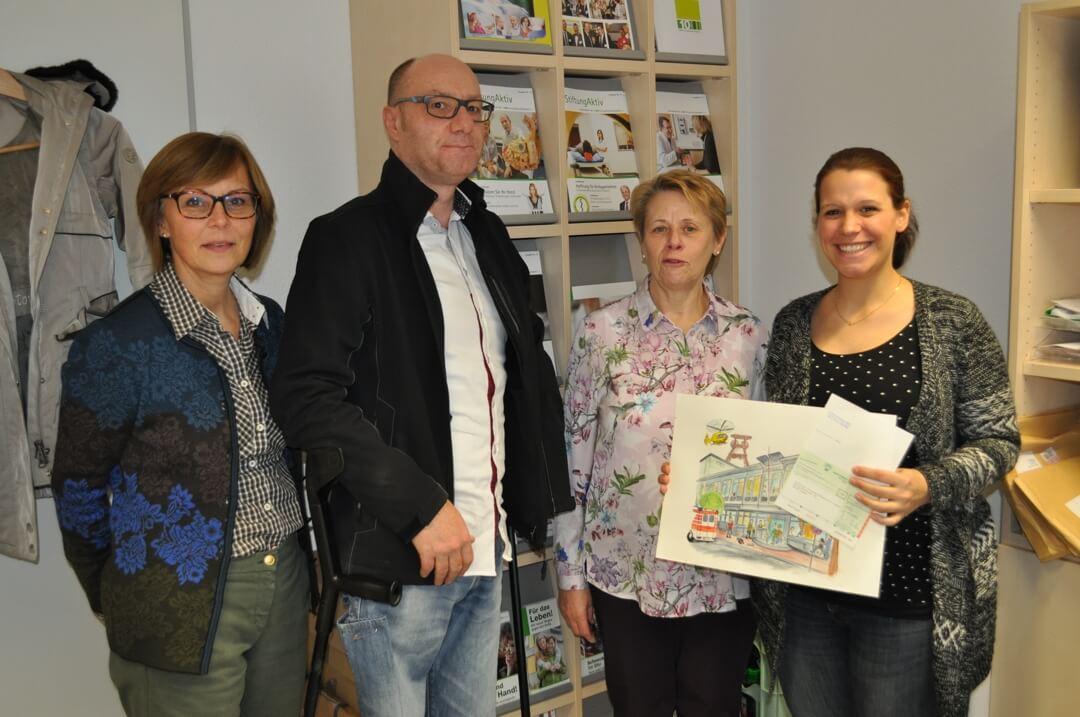 Süßes tut Gutes! – Die diesjährigen Spendenaktion der Sutter Dialog GmbH